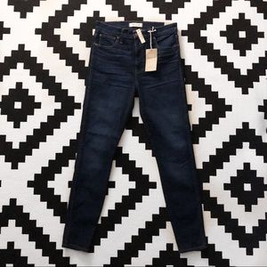 🌟MADEWELL🌟 BRAND NEW NWT JEANS